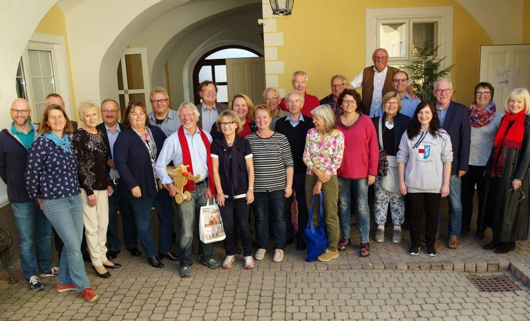 Genossen aus Heidenheim und St. Pölten