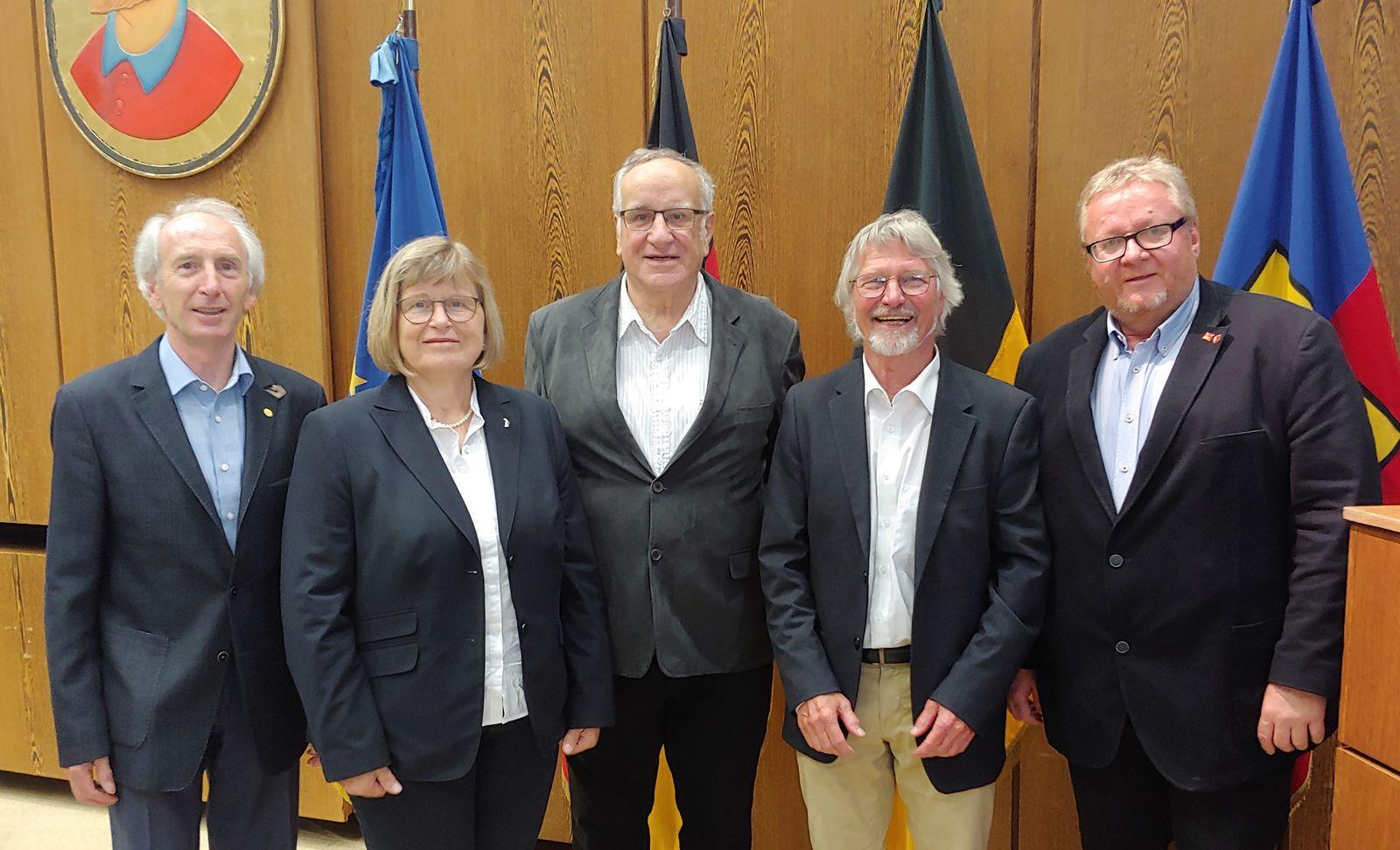 Verabschiedung der SPD-Stadträte am 25.06.2019