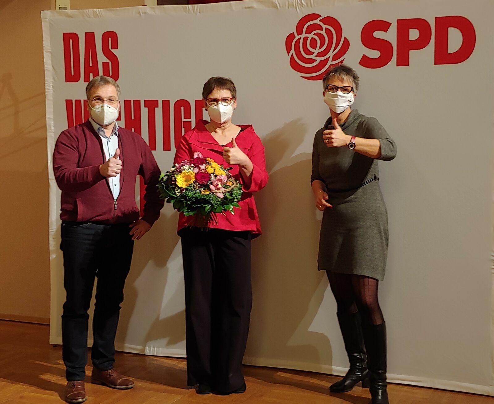 Leni Breymaier wieder Kandidatin zur Bundestagswahl